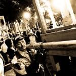 Procesión de las 12 Andas, Puéllaro, Ecuador. Fotografías de Santiago Rosero