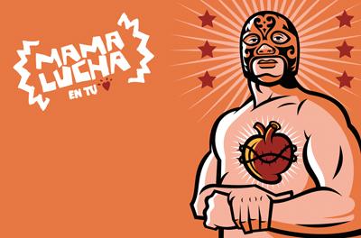 Mama Lucha en tu Corazón. Una electrobitácora sobre la lucha libre en América.