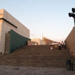 DE CÓMO EL HORIZONTE SE HACE VISIBLE  Apuntes sobre Artes Visuales para La Universidad de las Artes, por Oscar Santillán.