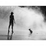 """""""Quai des brumes Paris-Plage"""" muestra fotográfica de Philippe Crochard"""