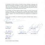 CONFORMACION DE LA MESA DE TRABAJO PARA LAS ARTES CONTEMPORANEAS EN EL DMQ