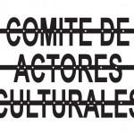 Entrevista de Pablo Salgado al Comité de Actores Culturales
