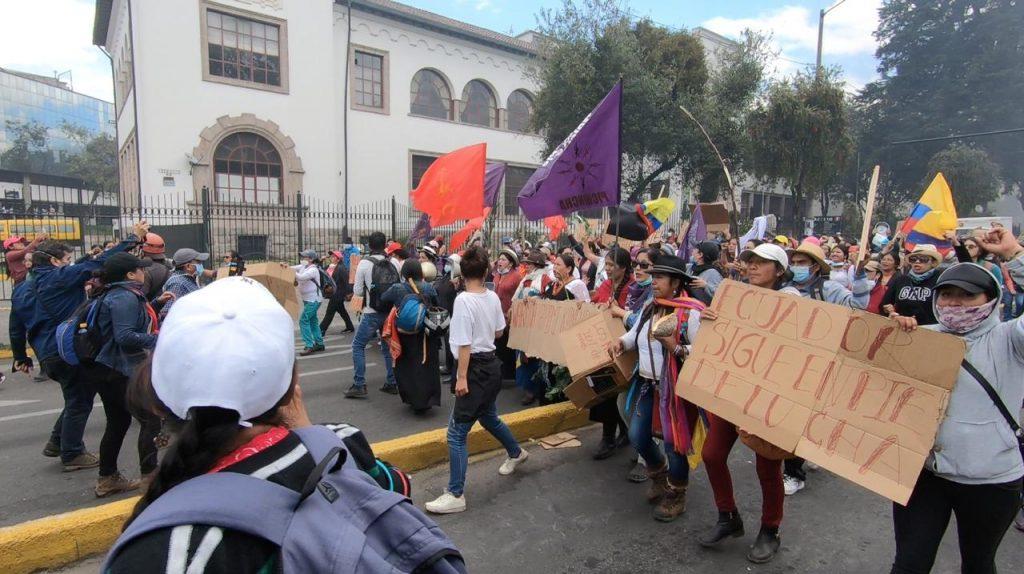 Fotografías de Pocho Álvarez Paro Nacional