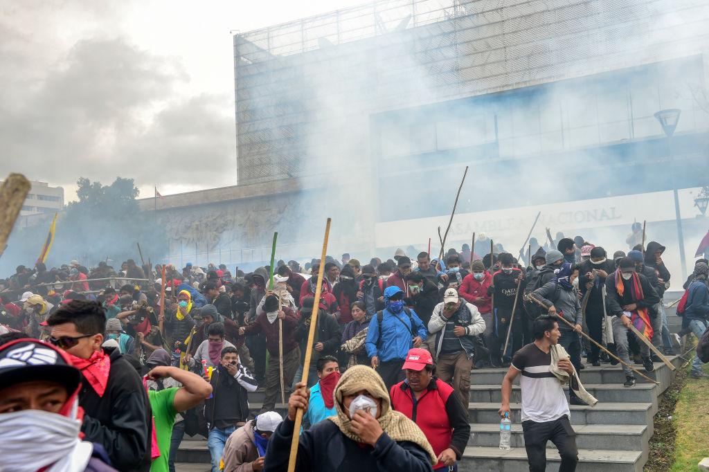 Fuente: AFP. Crédito: Martín Bernetti
