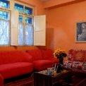Monólogos - Sala naranja y rojo